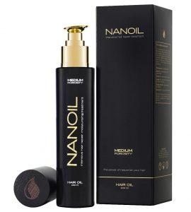 beste in haar styling - olie Nanoil
